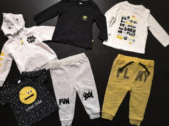 Vêtements Tex Baby