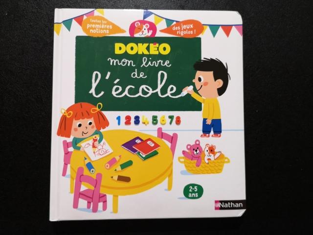 Mon livre de l'école - Dokéo aux Editions Nathan