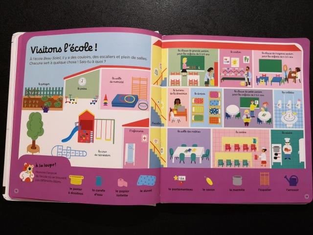 Mon livre de l'école - Dokéo Editions Nathan